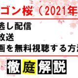 【ドラゴン桜2/2021】動画全話、見逃し配信、再放送情報など無料視聴する方法をまとめて解説!
