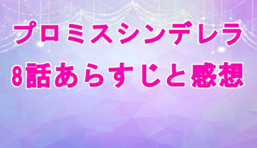 【プロミスシンデレラ】8話ネタバレを含むあらすじと感想、見逃し配信動画を無料視聴する方法!菊乃の企みとは?