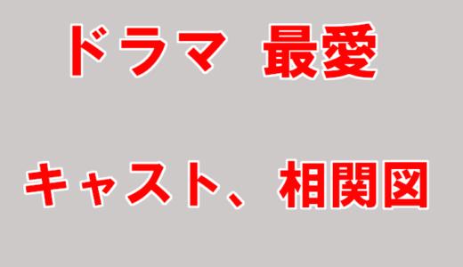 【ドラマ最愛】相関図、キャストまとめ!真犯人フラグや日本沈没と共に考察合戦の予感?!